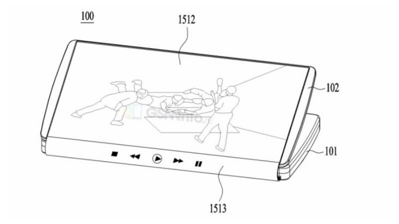 LG's Foldable Smartphone Design Tipped in Recent Patent
