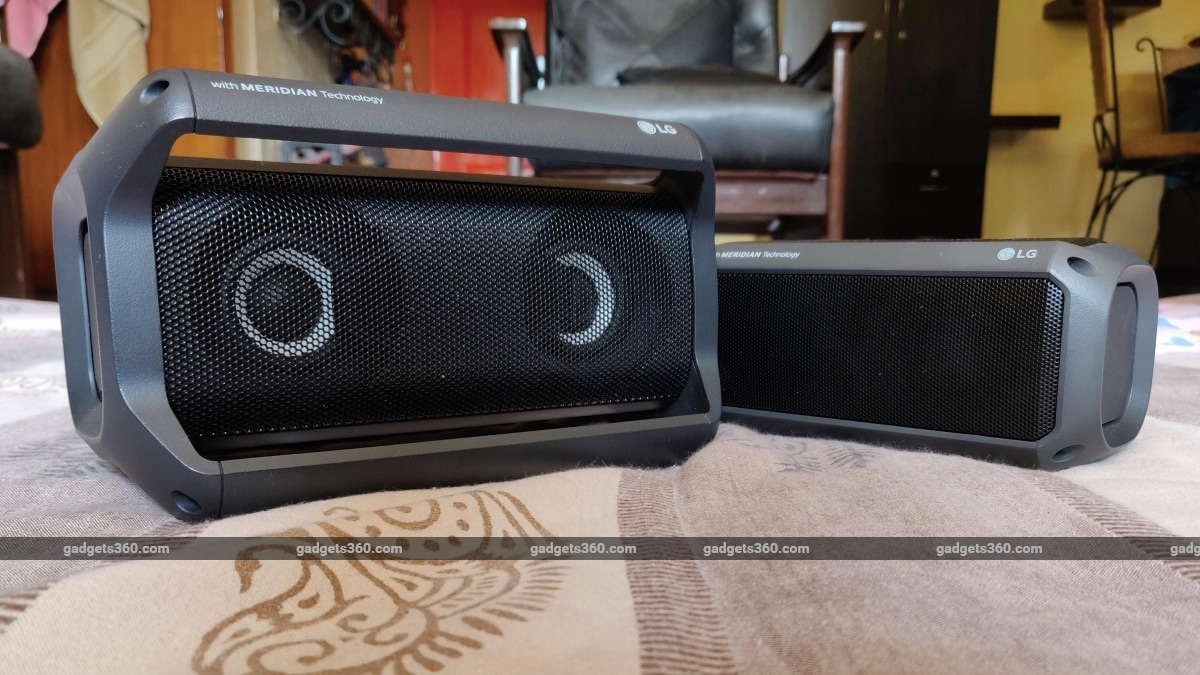 LG XBoom Go PK3 and XBoom Go PK5 Bluetooth Speakers Review