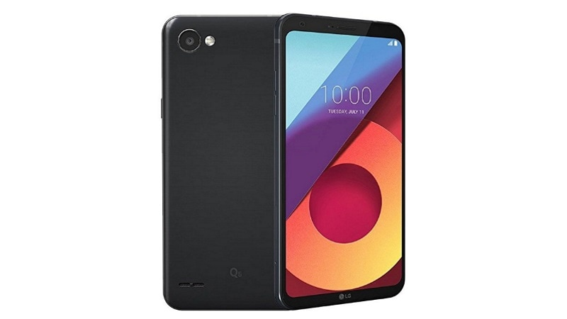 LG Q6 With FullVision Display Launched in India: Price ...