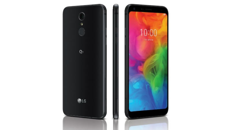 LG Q7, Q7+ Price Revealed