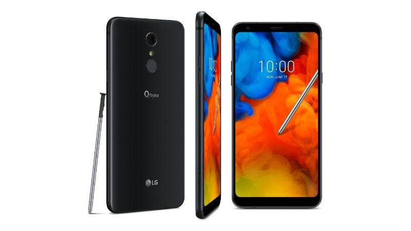 LG Q Stylus+ With 6.2-Inch 18:9 Display, 4GB RAM Launched in India: Price, Specifications