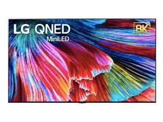 LG QNED Mini LED 8K TV to Launch at Virtual CES 2021