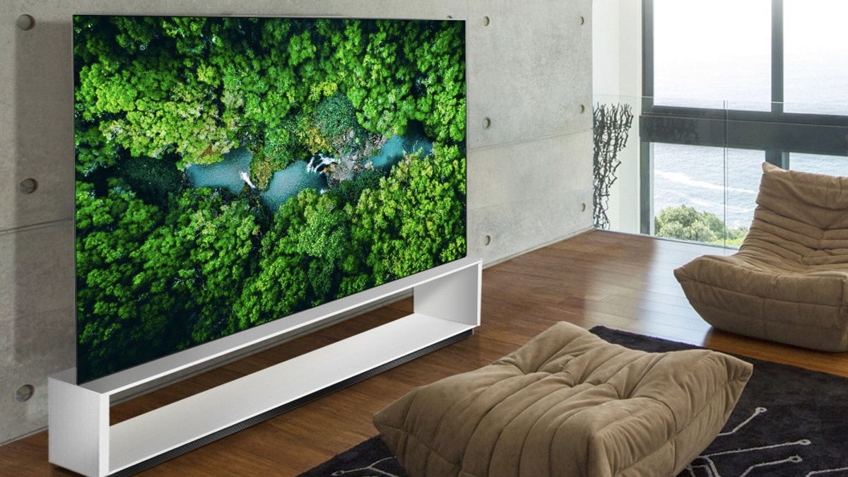 CES 2020: LG to Unveil Real 8K OLED and Nanocell TV Lineup