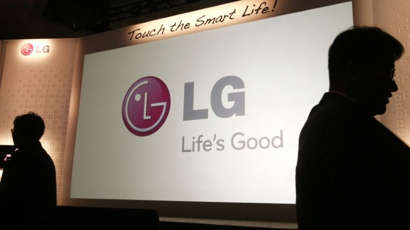 LG Reports Highest First-Quarter Profit Since 2009 as TV Earnings Jump