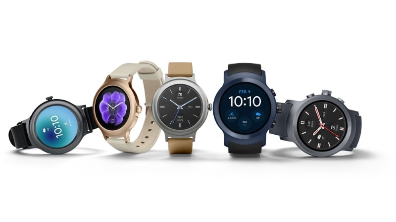 LG Watch Sport, Watch Style Android Wear 2.0 Flagship Smartwatches Launched