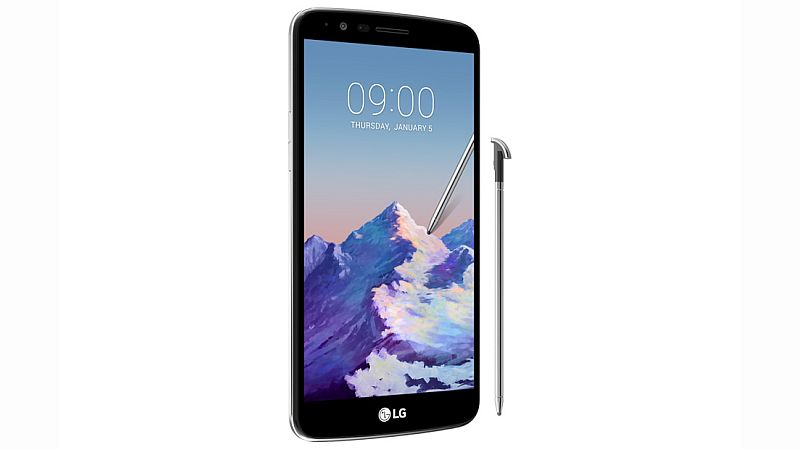 LG Stylus 3 With 5.7-Inch Display, Front Flash Launched at Rs. 18,500