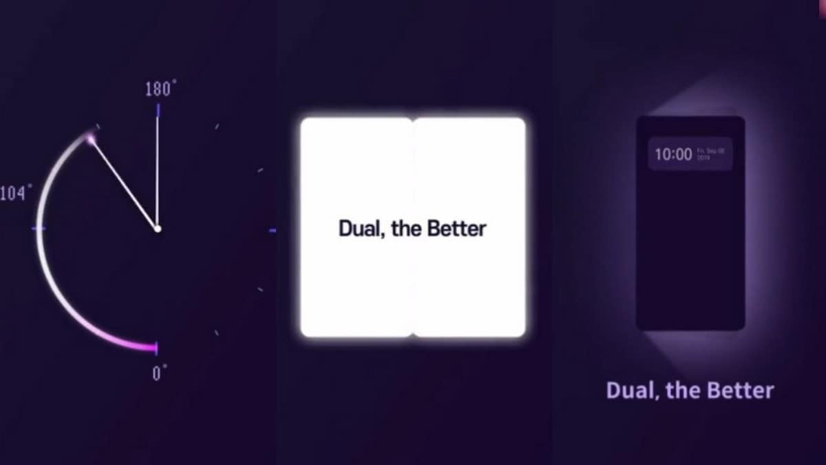 LG Dual Screen Phone Launch Teased for IFA 2019 Again, V60 ThinQ Expected