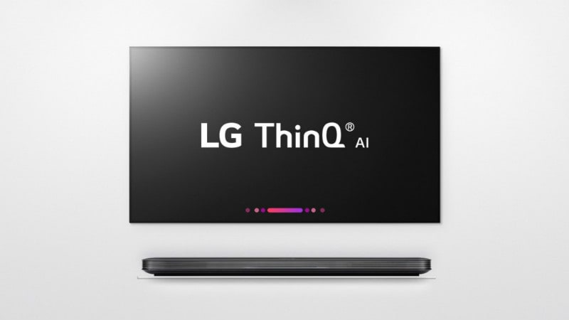 LG Unveils ThinQ-Powered 2018 OLED, Super UHD TVs With Google Assistant Integration
