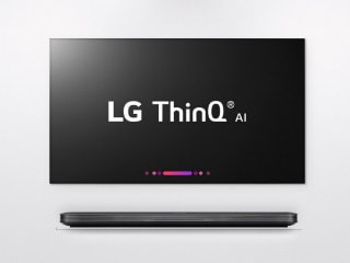 LG to Start Global Sales of AI-Powered DeepThinQ OLED TVs