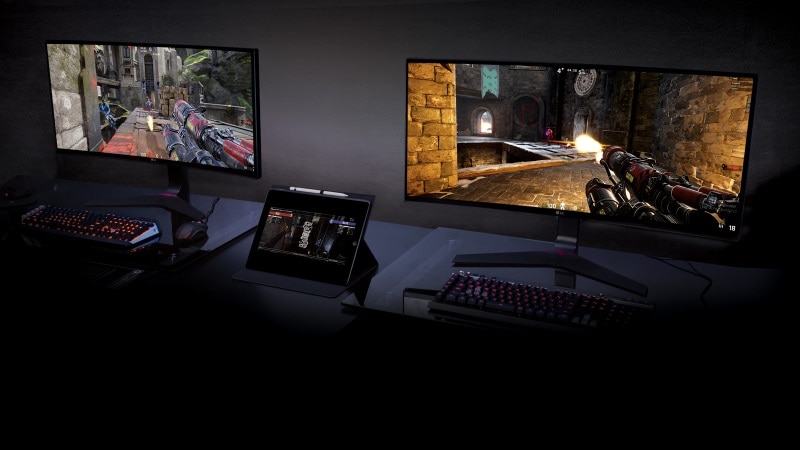 LG 34UC79G UltraWide Monitor: The Choice of E-Sports Champions