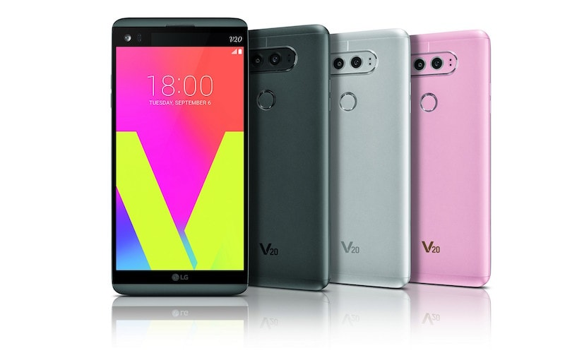 LG V20 Price in India at Launch Will be Rs. 49,990