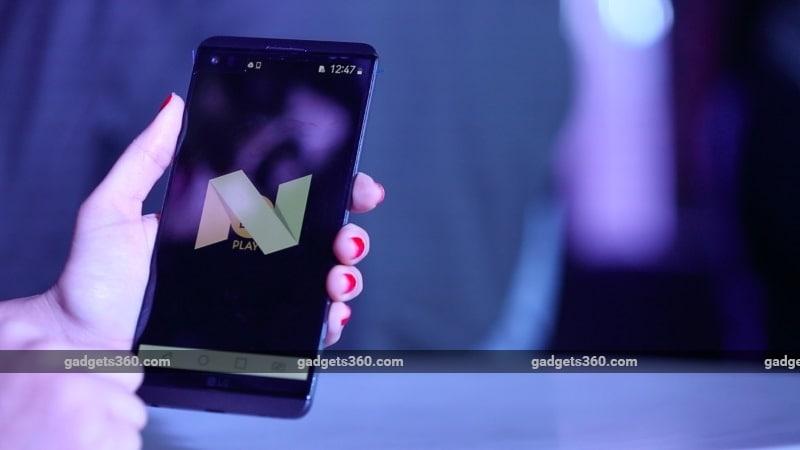 lg v20 nougat story 062516 132510 5918 Android Nougat V20
