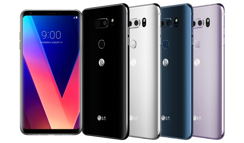 LG V30, V30+ Price Revealed