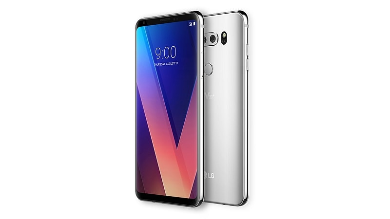 LG 'V30+' with dual cameras launched for Rs 44990