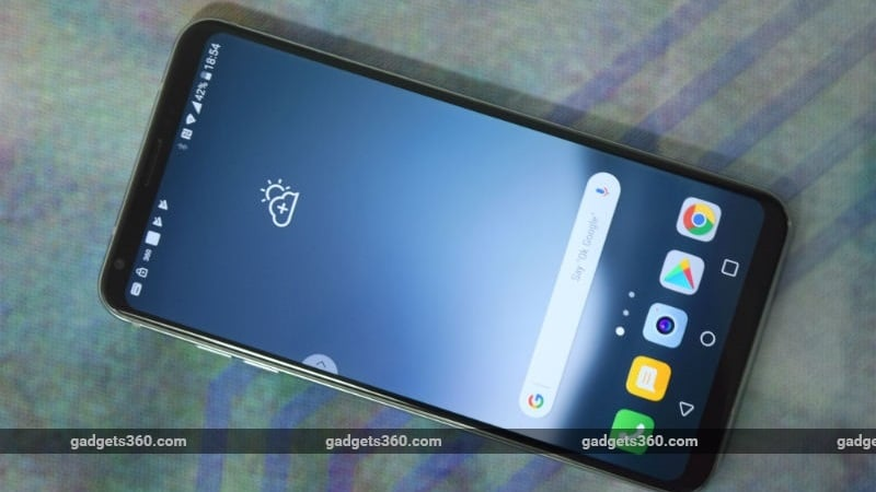 LG V30+ Gets ThinQ Branding, AI Camera in India With Android 8.0 Oreo Update