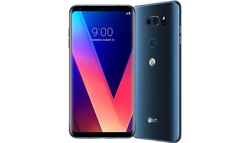 LG V30 Global Rollout Begins