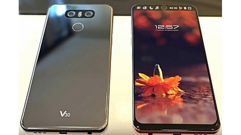 LG V30 Launch to Be Held Ahead of IFA 2017: Report