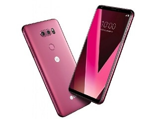 LG V30 'Raspberry Rose' Colour Variant Unveiled Ahead of CES 2018