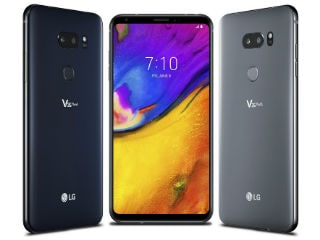 LG V35 ThinQ, V35+ ThinQ With Snapdragon 845 SoC, 16-Megapixel Dual Cameras Launched: Price, Specifications