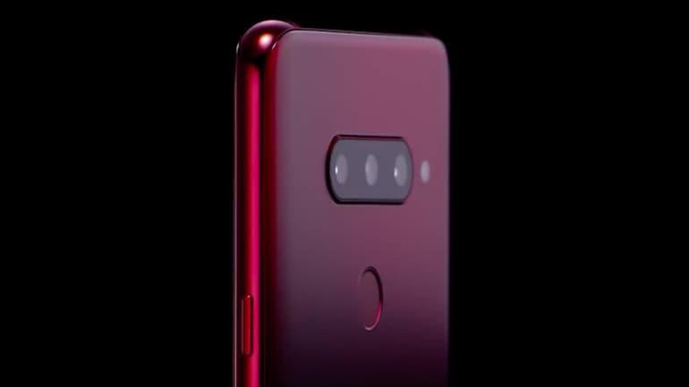 LG ने पेश किया पांच कैमरे वाला स्मार्टफोन