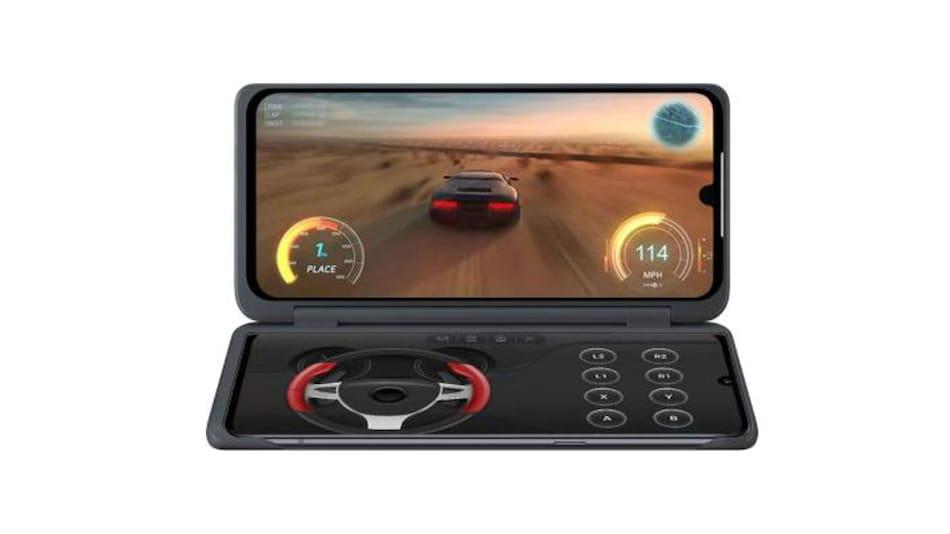 LG Velvet Dual Screen Smartphone Up for Pre-Order on Flipkart With Bank Discounts