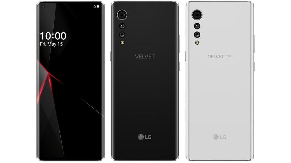 LG Velvet Smartphone Series Teased, Concept Renders Leaked