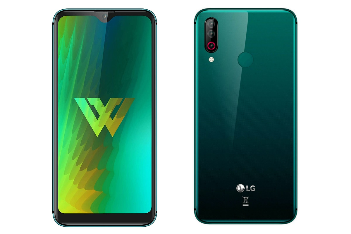 LG W30 Aurora Green Variant Goes on Sale in India via Amazon: Price, Specifications