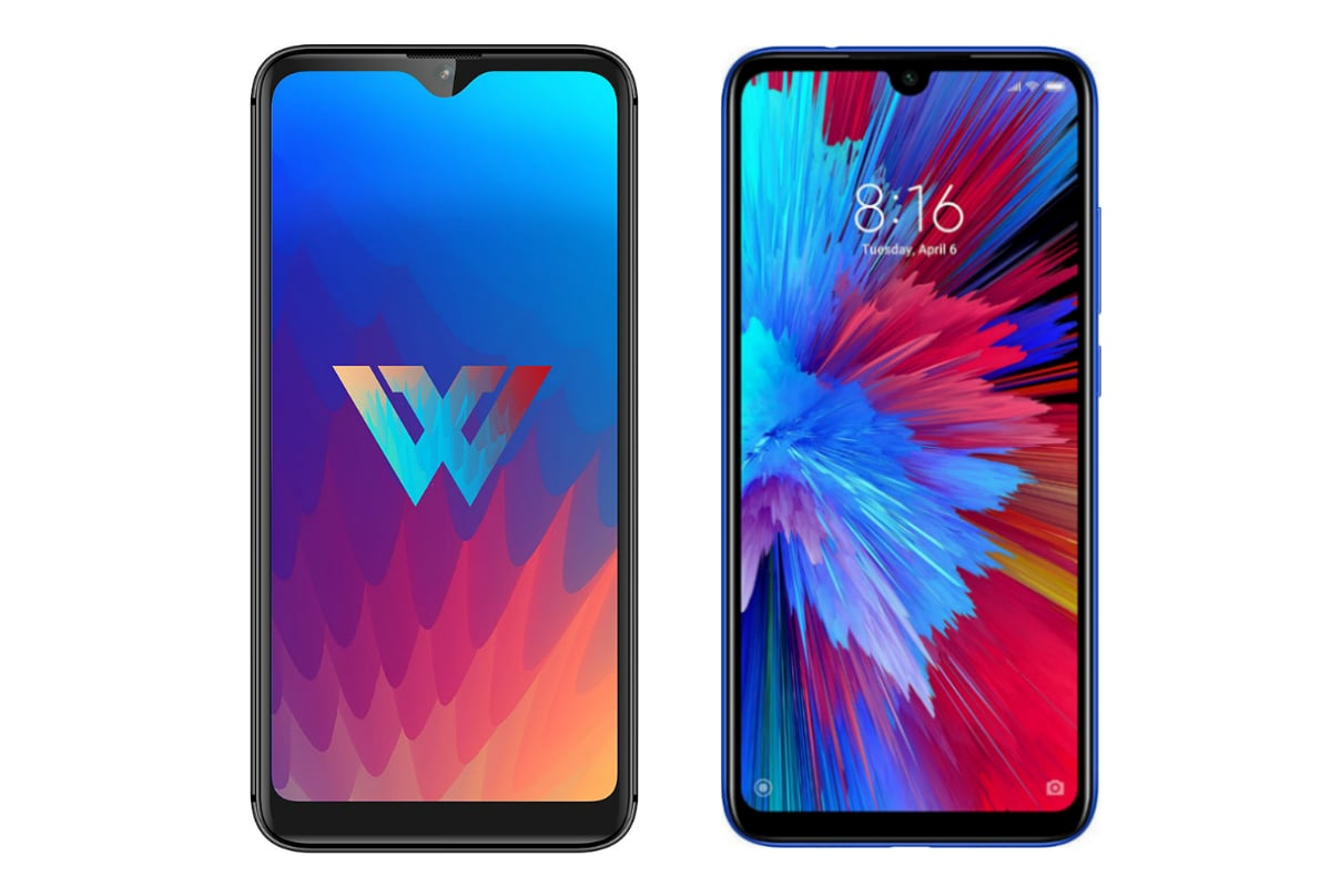 LG W30 vs Redmi Note 7S: Price in India, Specifications Compared