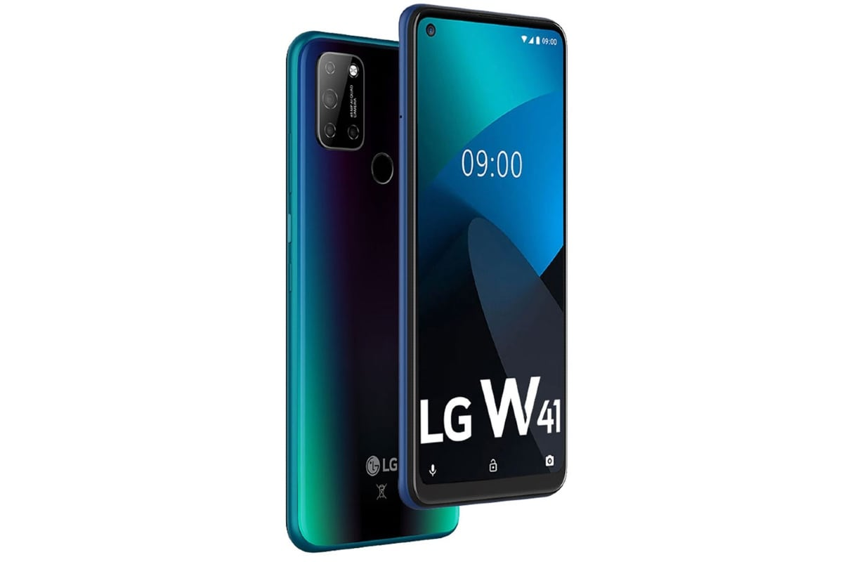 LG W41, LG W41+, LG W41 Pro With Quad Rear Cameras, 20:9 Display Launched: Price in India, Specifications