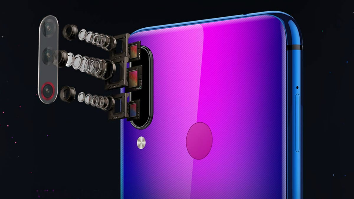 LG W-Series Phone Teased on Amazon India, Sports Triple Rear Cameras, Gradient Back Finish