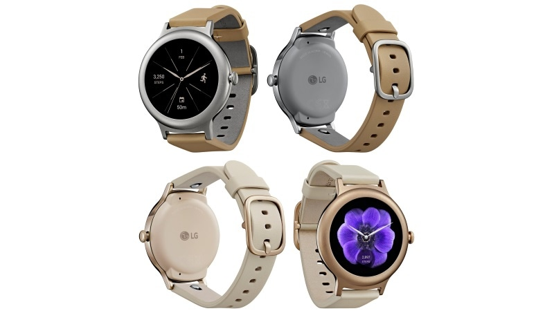 LG Watch Style Images Leaked; Tipped to Start From $249