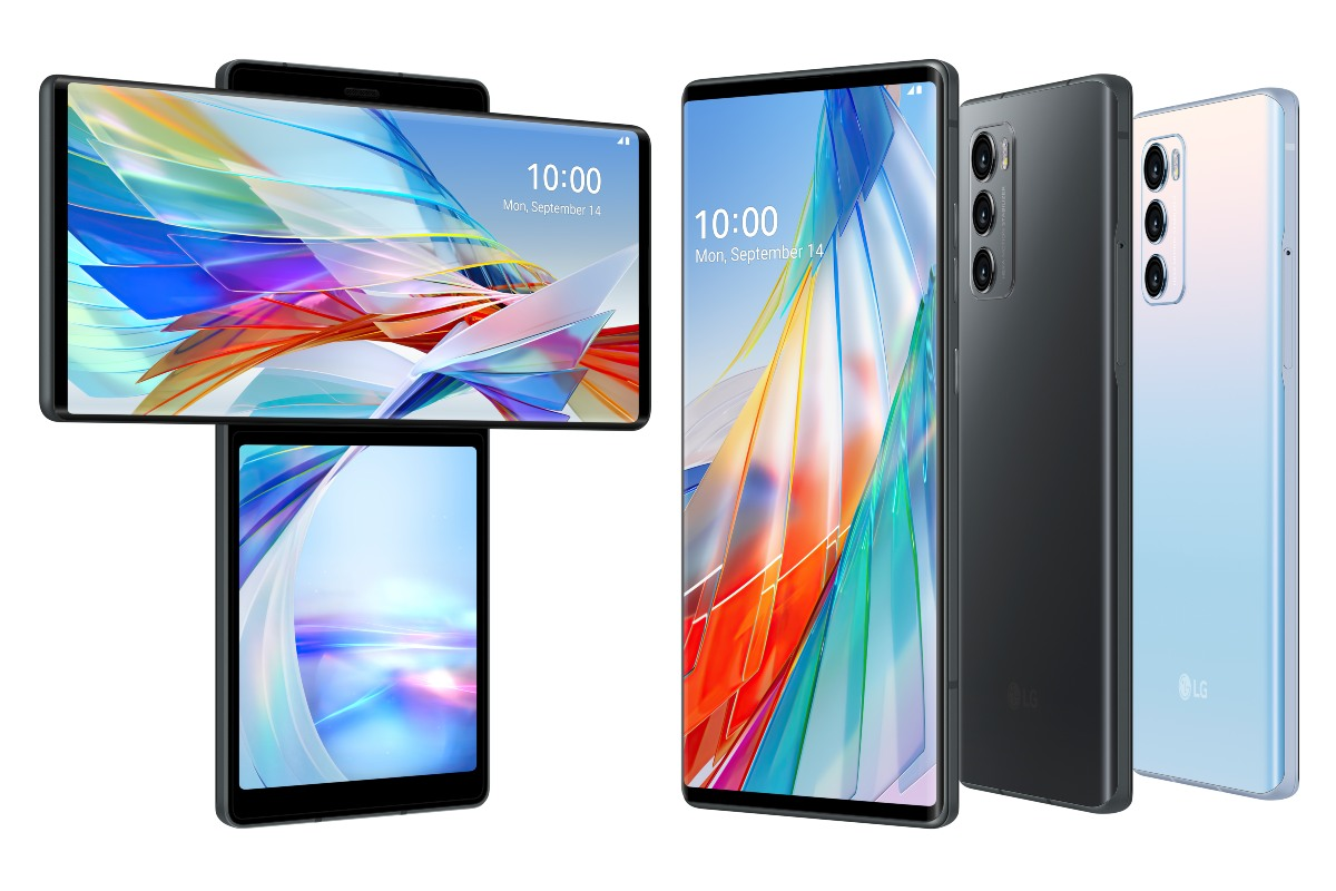 LG Wing With Swivel Screen, Triple Rear Cameras Launched in India: Price, Specifications