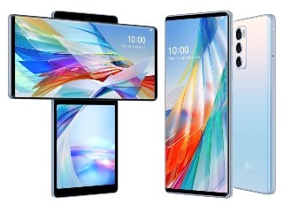 LG Wing With Swivel Screen, Triple Rear Cameras Debuts in India