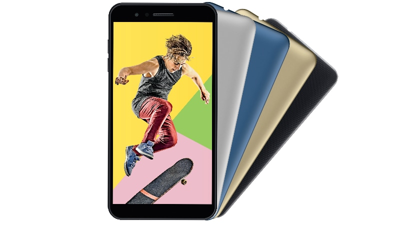 LG Candy With Interchangeable Back Covers Launched in India: Price, Specifications, Features