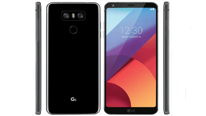 LG G6 New Camera UI Teased; Press Render Leaked Ahead of MWC 2017