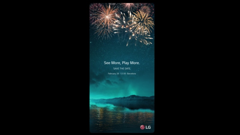 LG Sends Out MWC 2017 Event Invites; LG G6 Launch Likely