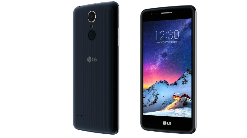 Image result for LG K8 (2017) with 4G VoLTE support unveiled in India at Rs. 11,000