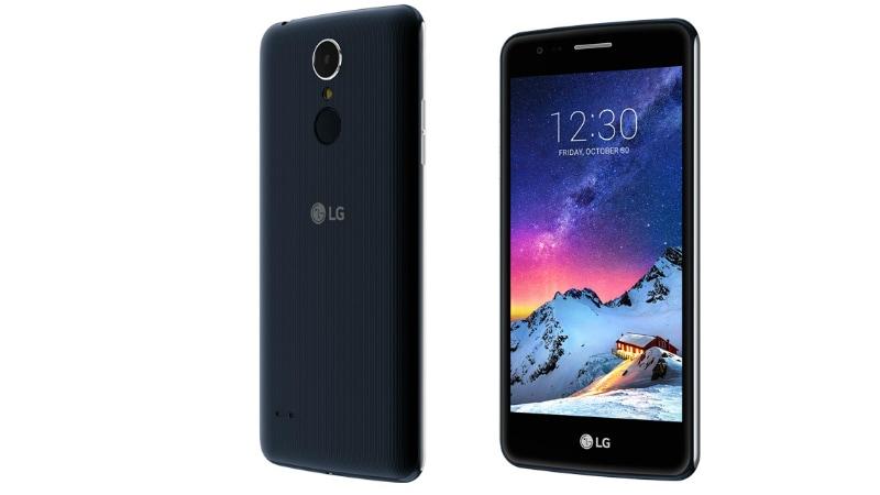 LG K8 (2017) भारत में लॉन्च, इसमें है 13 मेगापिक्सल कैमरा