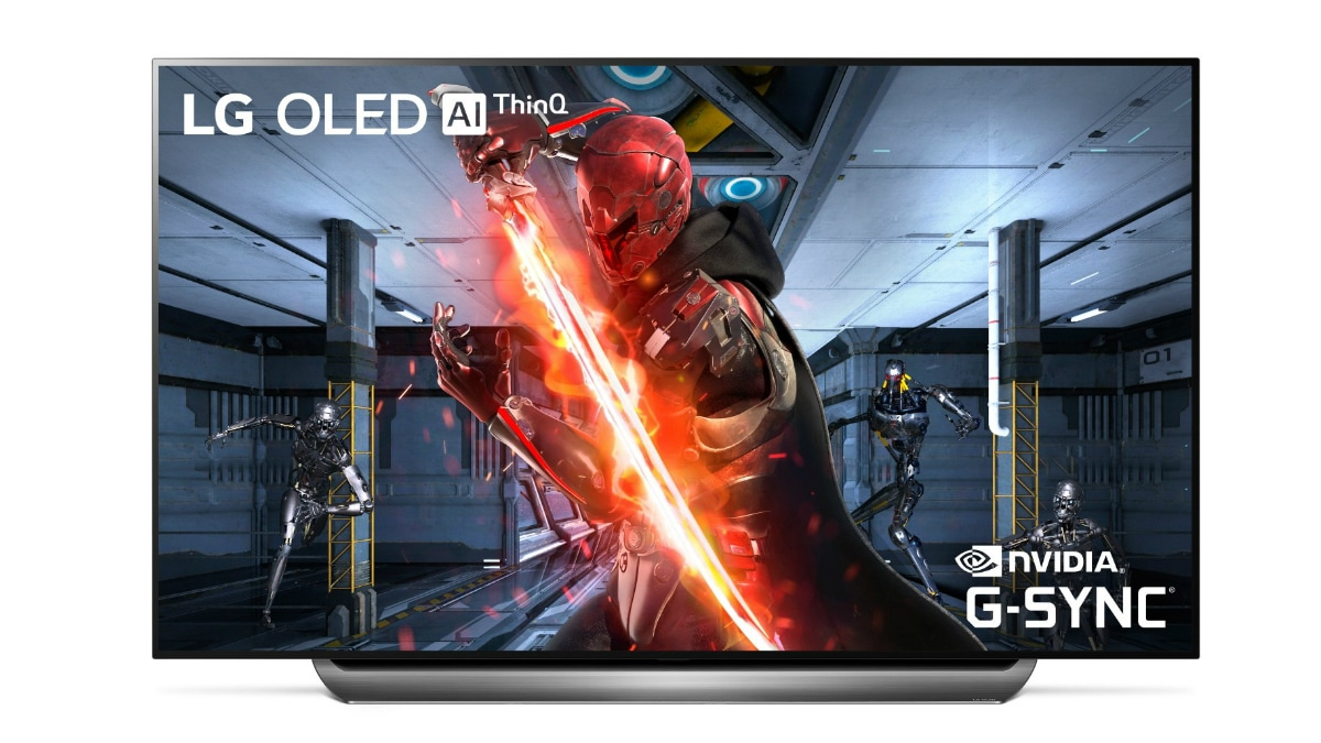 LG E9, LG C9 2019 OLED TV Range to Get Nvidia G-Sync Support for Better Gaming Experience