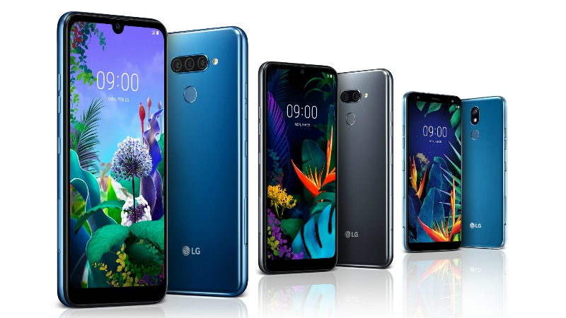 LG Q60 LG K50 LG K40 Phones Launched Ahead of MWC 2019