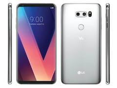 LG V30 की नई तस्वीरें लीक, डिज़ाइन का हुआ खुलासा