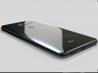 LG V30 Confirmed to Sport 6-Inch FullVision P-OLED QHD+ Display