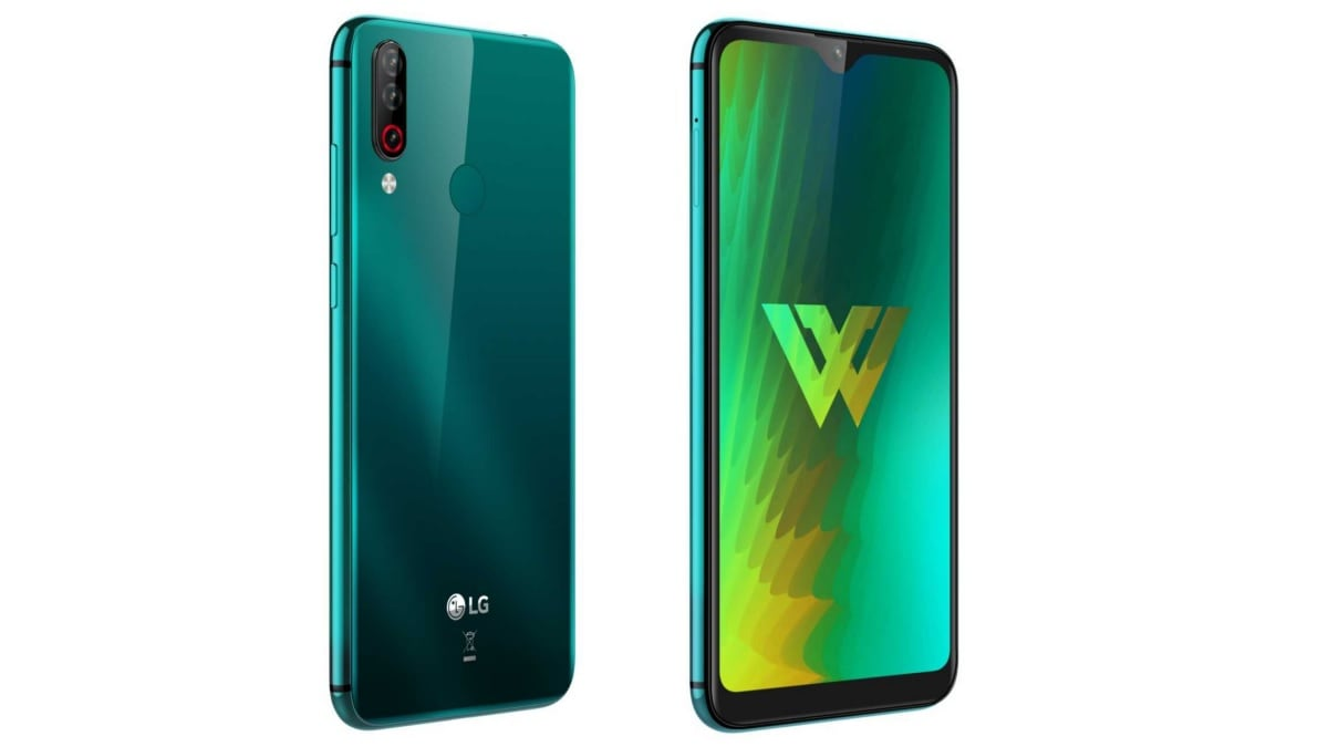 LG W30 Aurora Green Colour Variant to Go on Sale From July 15 in Amazon Prime Day Sale