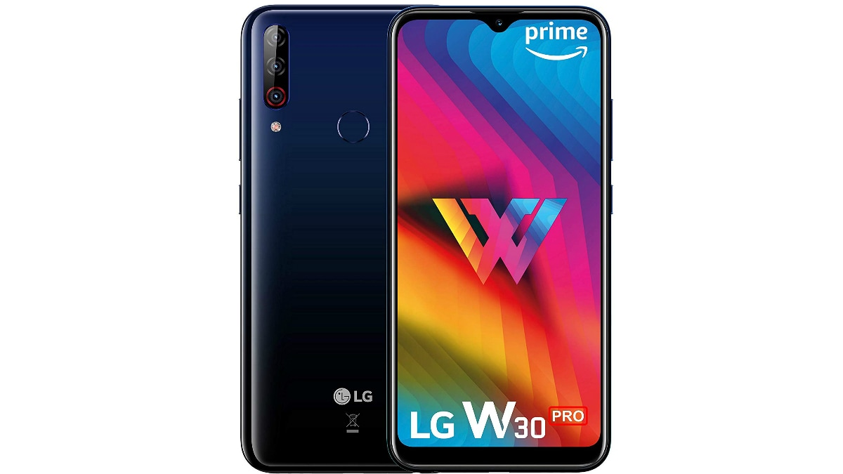 LG W30 Pro With Snapdragon 632 SoC, 4,050mAh Battery Goes on Sale: Price, Launch Offers, More