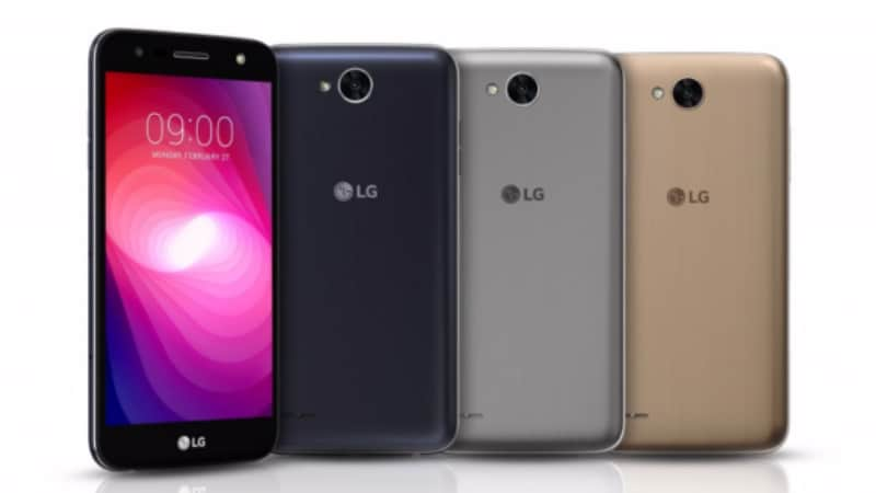 LG X power2 With 4500mAh Battery Launched Ahead of MWC 2017