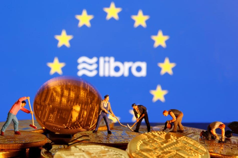 Facebook-Backed Libra Taps Ex-HSBC Executive as CFO of Payments Unit