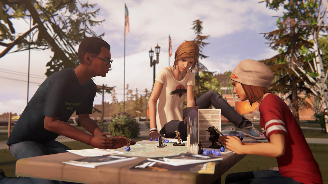 life is strange before the storm d&d Life is Strange Before the Storm
