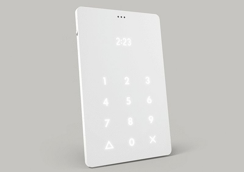 light phone front light phone
