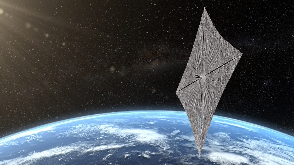 LightSail 2 Successfully Deploys Solar Sail One Month After Launch