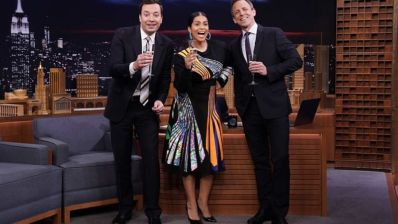 YouTube Star Lilly Singh to Be First Female US Late-Night Talk Show Host in Decades